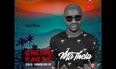 Mr Thela – Captain Morgan Party Mix » SureLoaded