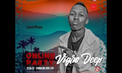 Vigro Deep – Captain Morgan Party Mix » SureLoaded
