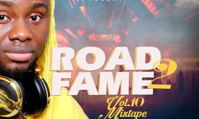 DJ Maff - Road2Fame Mixtape Vol. 10
