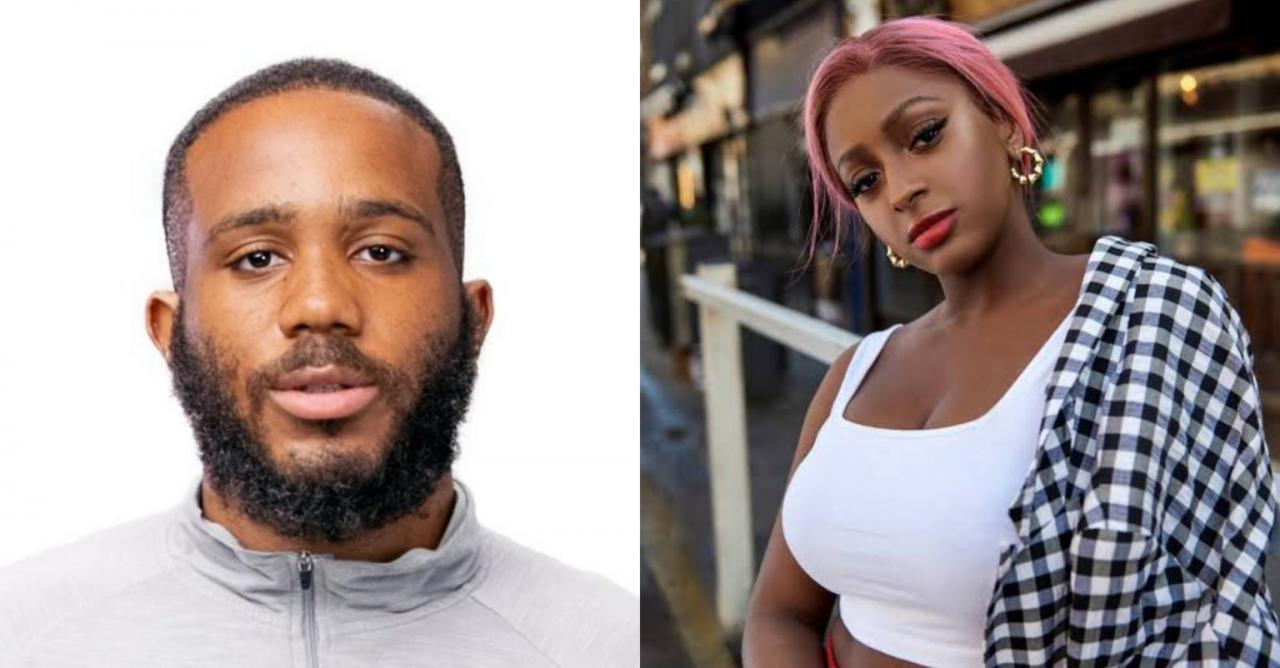 How Video Of Kiddwaya And DJ Cuppy Chilling Leaked   WATCH