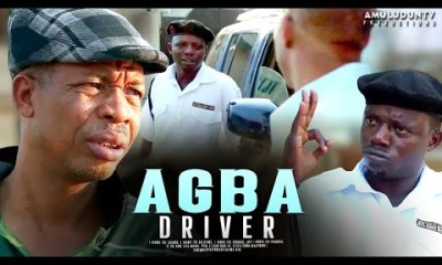 Agba Driver - Latest Yoruba Movie 2020 Drama
