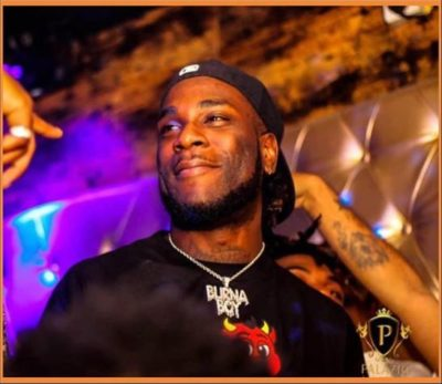 "Burna Boy Shares Official Track List For Forthcoming Album ""Twice As Tall"""
