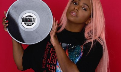 DJ Cuppy Releases Tracklist Of Her Debut Album 'Original Copy'
