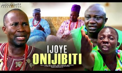 Ijoye Onijibiti - Latest Yoruba Movie 2020 Drama