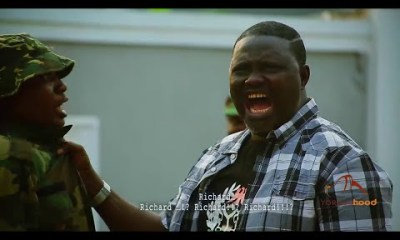 Military Zone - Latest Yoruba Movie 2020 Drama