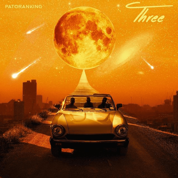 Patoranking Show Up The Album Art For 'Three'