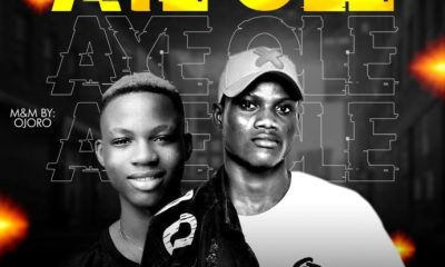 Tonyking Ft. Oluwacoded – Aye Ole
