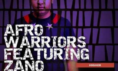 Afro Warriors – Higher (Candy Man remix) Ft. Zano