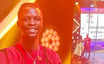 Lagos State Inform Laycon The BBNaija Winner  To Pay Tax