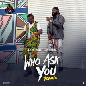 Oga Network – Who Ask You (Remix) Ft. Harrysong (Audio + Video)