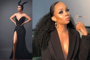 Toke Makinwa Said Her Son Will Be Lucky To Marry A Woman Like Her