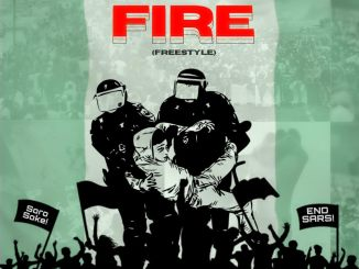 Canabia - Fire (End Police Brutality)