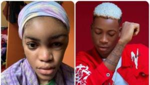 Actual Reason Why Lil Frosh Beats Me – Girlfriend, Gift Revealed