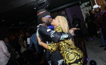 Burna Boy and Stefflon Don Flash Breakup Rumours As They Unfollow Each Other On Instagram