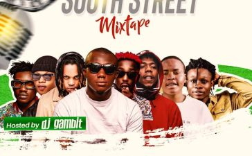 DJ Gambit - South Street Mixtape