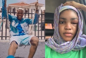 Nigerians Call Out Police On Twitter To Arrest Lil Frosh | See Why