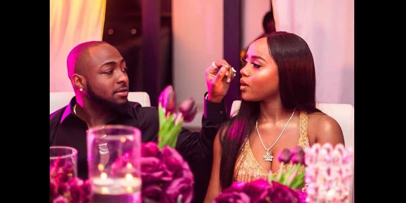 Davido Shows Off Gift He Received From Chioma For His 28th Birthday