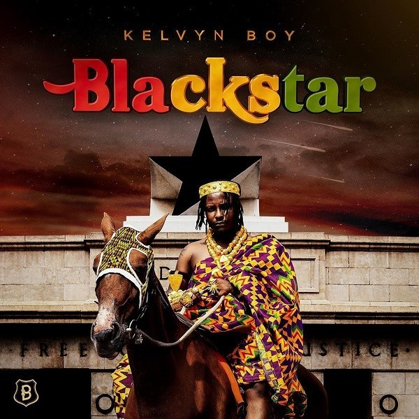 Kelvyn Boy – Blackstar (ALBUM) ft. Crayon – Tele