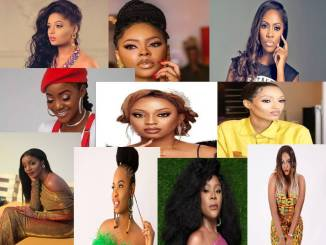 See the 10 Nigerian Most Beautiful Female Musicians