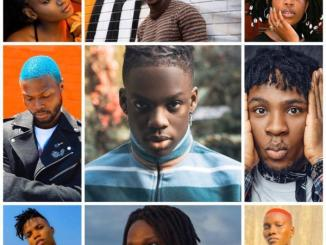 See the Top Nigerian Young Artists of 2020