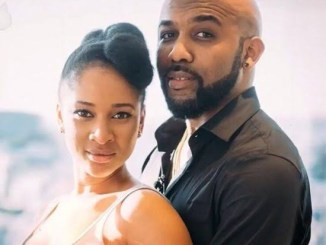 """""""You are my passion"""" – Banky W and Adesua get playful on Instagram"""