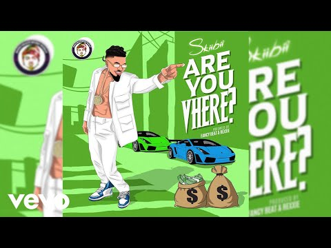 Skiibii - Are You Vhere (Official Audio)