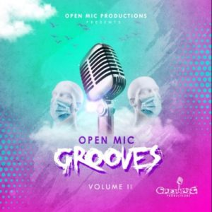 ALBUM: Various artists – Open Mic Grooves Vol. 2