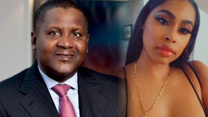Dangote Sues American Mistress For Exposing His Buttocks On Social Media