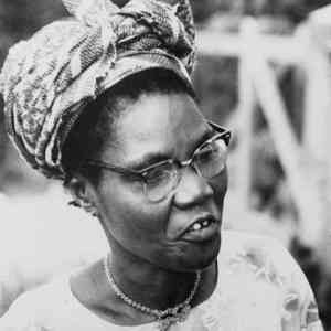 FUNMILAYO RANSOME-KUTI | Everything You Should Know About The First Woman To Drive A Car In Nigeria