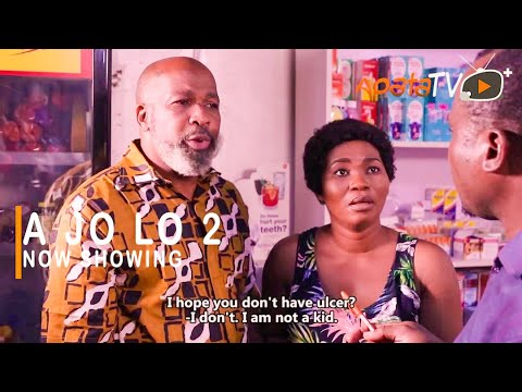 A Jo Lo Part 2 - Latest Yoruba Movie 2021 Drama