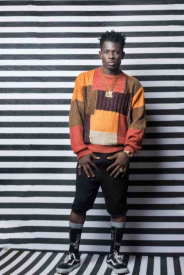 Singer, Terry Apala accused of cheating on his pregnant girlfriend