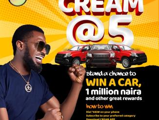 """D'banj's """"Cream Platform"""" Set To Give Away Millions Of Naira And Brand New Cars"""
