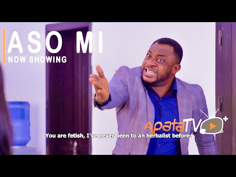 Aso Mi - Latest Yoruba Movie 2021 Drama