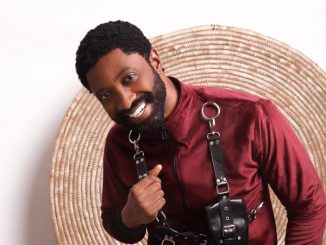 If Jemima Breaks My Heart, I will Drop Another 'Thunder Fire You' Song - Ric Hassani