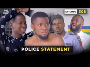 VIDEO: Mark Angel Comedy - Police Statement (Episode 308)