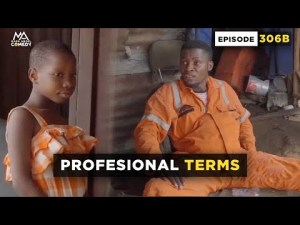VIDEO: Mark Angel Comedy - Professional Terms (Episode 306B)