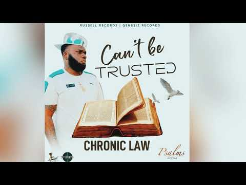 Chronic Law - Can't Be Trusted