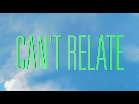 LYRICS: Omah Lay - Can't Relate [Animated Video]