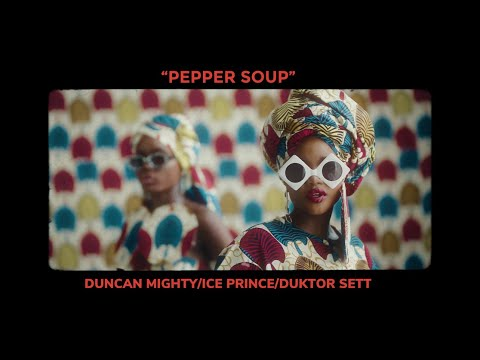 """VIDEO: Basketmouth – """"Pepper Soup"""" ft. Duncan Mighty x Ice Prince"""