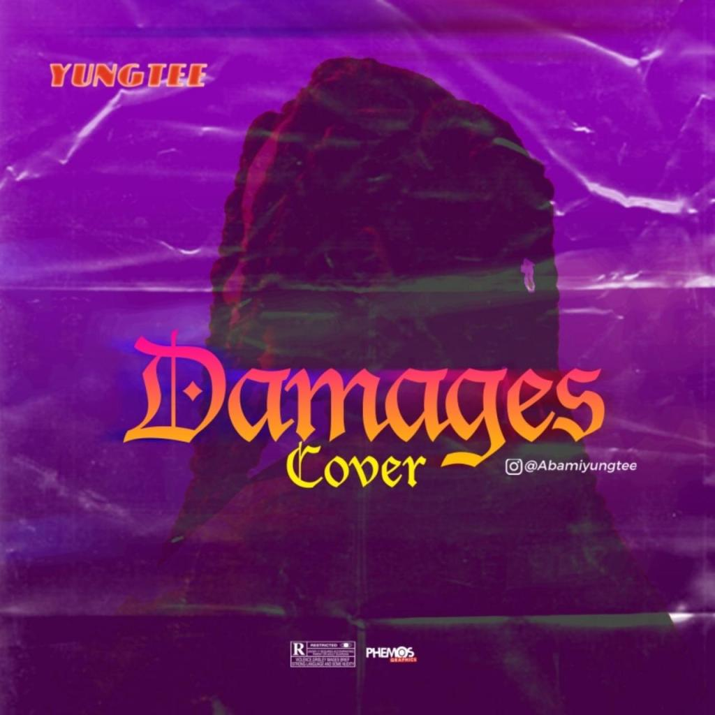 Yungtee - Damages (Cover)