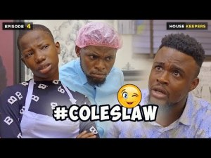 Mark Angel Comedy - Coleslaw (Episode 4) House Keepers Series