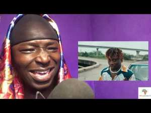 Oxlade Ojuju – Obahype Official Reaction/Review Video