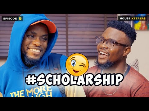 VIDEO: Mark Angel Comedy - Scholarship Episode 6   House Keepers Series