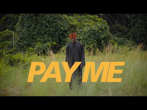 VIDEO: Oxlade - Pay Me (Visualizer)