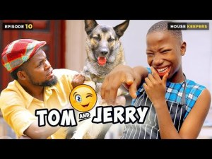 VIDEO: Mark Angel Comedy - Tom and Jerry (Episode 10) House Keepers Series