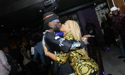Amazing Story Of How Burna Boy and Girlfriend Stefflon Don Met