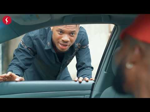 COMEDY VIDEO: Broda Shaggi Teaches Poco Lee How To Drive