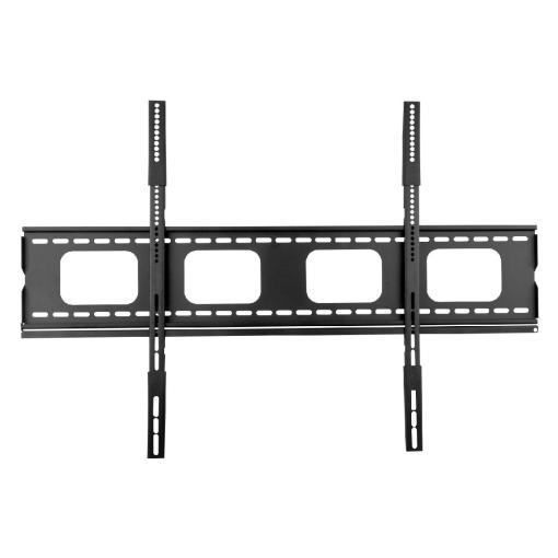 "65""-95"" Slimline Flat To Wall TV Bracket (SFSS05) 1"