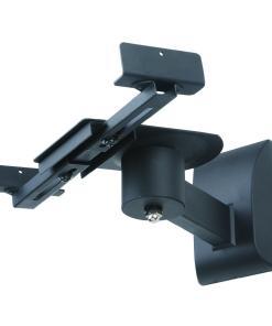 Side Clamping Speaker Wall Mounts Black (SSWB201B) 9