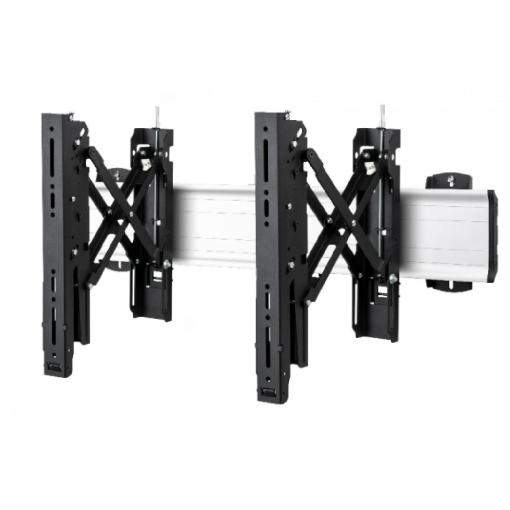 "40""-65"" One Screen Pop Out Wall Mount (P-WALL-POP-1-65) 1"